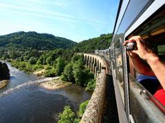Trains touristiques