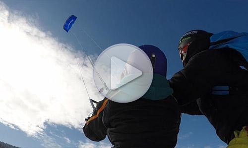 Snow-Kite