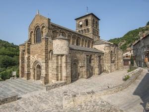 L'église prieurale Saint-Gilles de Chamalières-sur-Loire, Edifice religieux, Pays du Velay, Haute-Loire, Auvergne