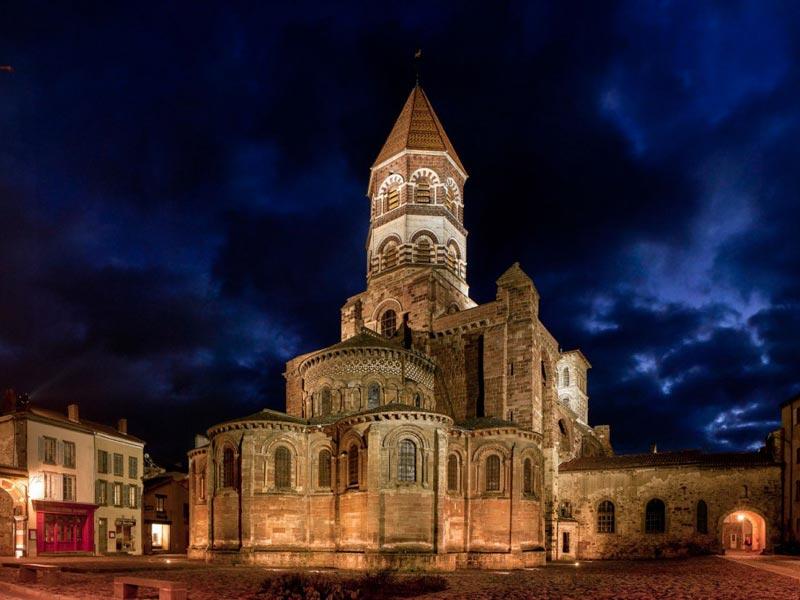 Grands édifices religieux et curiosités, Idées de visites, Haute-Loire, Auvergne