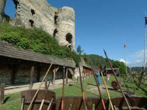 Châteaux de Domeyrat, châteaux et forteresses de Haute-Loire, Auvergne