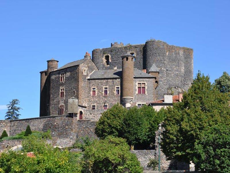 Château de Rochebaron, Châteaux en Haute-Loire, Idées de visites, Auvergne