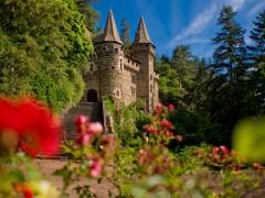 Château de la Rochelambert à Saint-Paulien