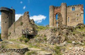 Les 1ers châteaux de la Loire, visites et découvertes, Pays de la Jeune Loire, Haute-Loire, Auvergne