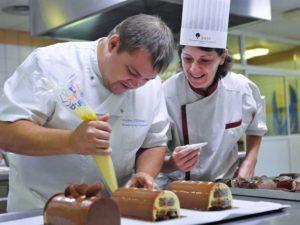 Ecole Nationale Supérieure de la Pâtisserie d'Yssingeaux, le Bon et le Bien-manger, Pays de la Jeune Loire, Haute-Loire, Auvergne