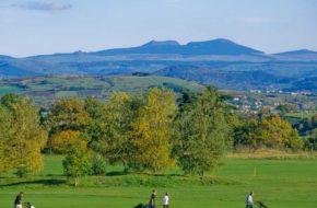 Golf au Puy-en-Velay, Loisirs de pleine nature, Pays du Velay, Haute-Loire, Auvergne