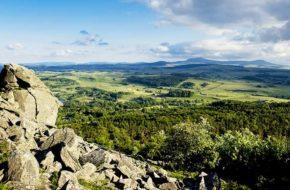Plateau Vivarais-Lignon, Patrimoine naturel au Pays de la Jeune Loire, Haute-Loire, Auvergne