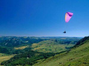 Parapente au massif du Mezenc