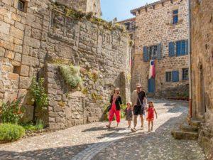 Pradelles, plus beaux villages de France, Haute-Loire, Auvergne