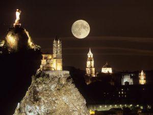 Le Puy-en-Velay, Pays d'art et d'histoire, Patrimoine mondial de l'UNESCO, Pays du Velay, Haute-Loire, Auvergne