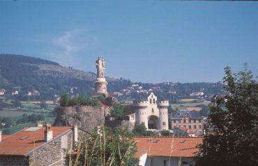 Sanctuaire Saint-Joseph de Bon-Espoir d'Espaly, Edifice religieux, Pays du Velay, Haute-Loire, Auvergne