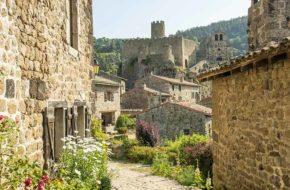 Chalencon, Villages et bourgs pittoresques au Pays de la Jeune Loire, Visites et découvertes, Haute-Loire, Auvergne