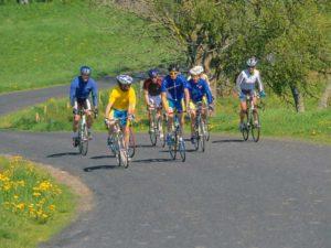 Cyclosportive la Pierre Chany,Langeac, Les Gorges de l'Allier au Pays de Lafayette, Haute-Loire, Auvergne