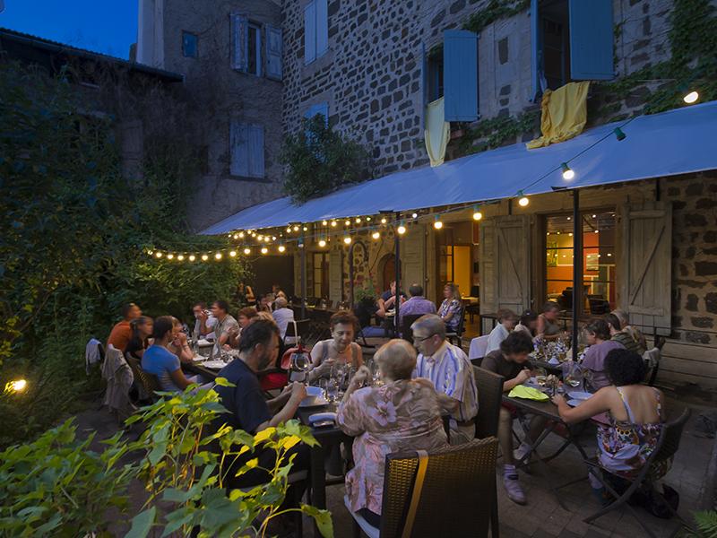 Restaurant Comme à la Maison, restaurants en Haute-Loire, Où manger, Auvergne