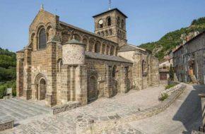 Abbayes et prieurés de haute-Loire