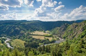 Les Gorges de l'Allier en Haute-Loire