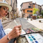 Festival d'aquarelle de Brioude