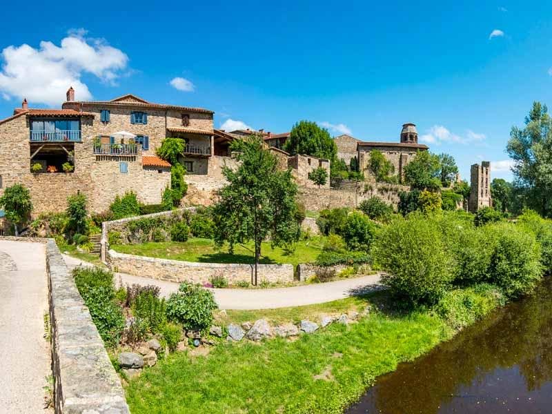 Haute-Loire - Lavaudieu