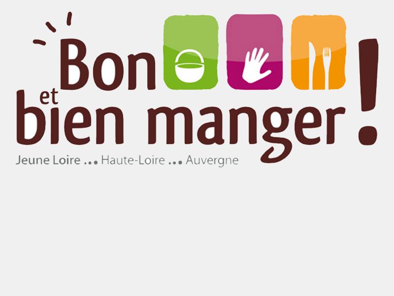 Guide audio le bon et bien manger en jeune Loire