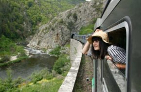 Guide audio le train touristique des gorges de l'Allier