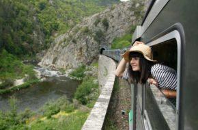 Guide audio le train touristique des gorges de l'Allier
