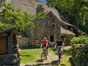 La ferme des frères Perrel à Moudeyres, Haute-Loire, Auvergne