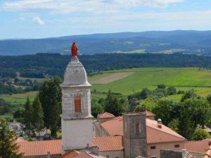 Chapelle Notre Dame, Pradelles, Haute-Loire, Auvergne