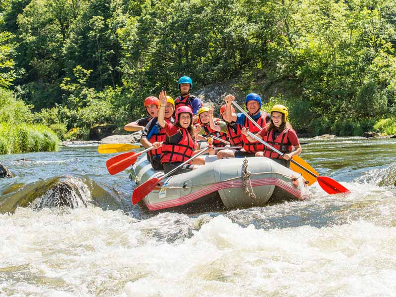 Rafting Allier