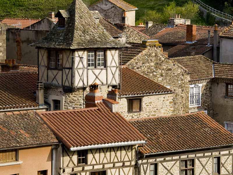 village de blesle
