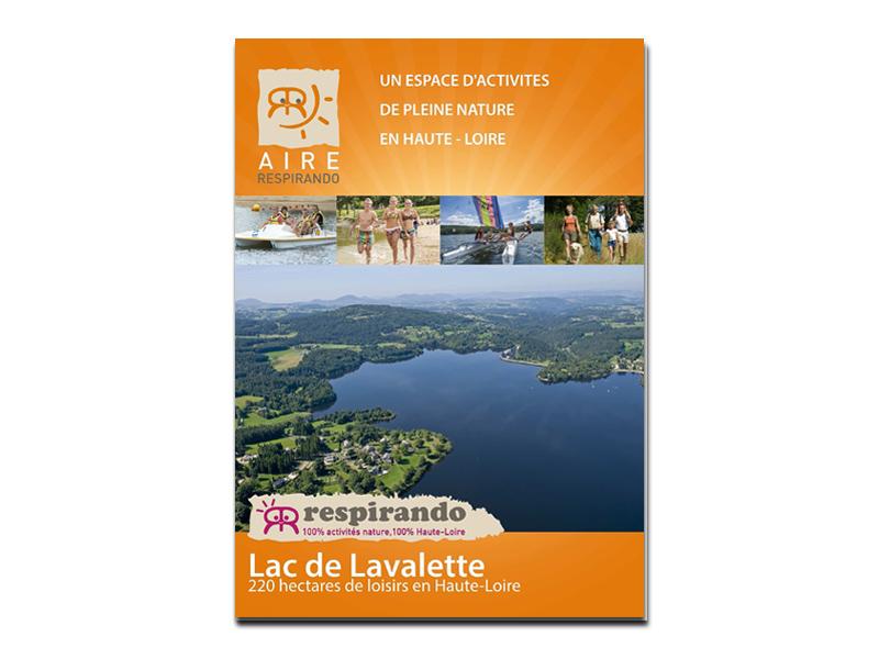 Aire Respirando du Lac de Lavalette