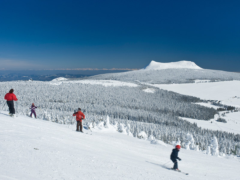 Ski Alpin en Haute-Loire