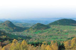 Bouger, A pied, Grandes randonnées, GR®40 – Tour des volcans du Velay, Haute-Loire, Auvergne