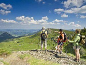 Bouger, A pied, Grandes randonnées, GRP® – Tour du Mézenc-Gerbier-de-Jonc, Mont Gerbier-de-Jonc, Haute-Loire, Auvergne