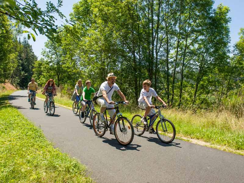 Séjours à vélo ou VTT