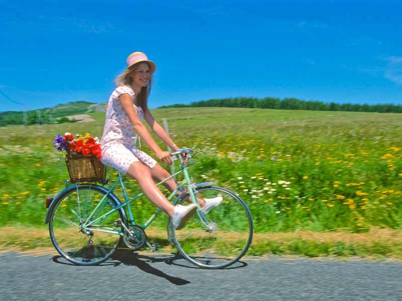 Bouger, A vélo, VTT, Location VTT ou bicyclettes, Haute-Loire, Auvergne