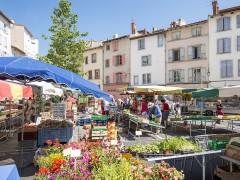 Le Puy-en-Velay - 3 Fleurs