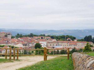 Monistrol sur Loire - 2 fleurs, villes et villages fleuris, Haute-Loire, Auvergne
