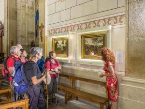 Chapelle Notre-Dame, Montfaucon-en-Velay, villes et villages fleuris, Haute-Loire, Auvergne