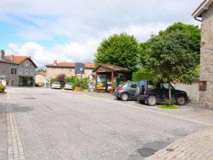 Saint-Romain-Lachalm - 2 fleurs, villes et villages fleuris, Haute-Loire, Auvergne