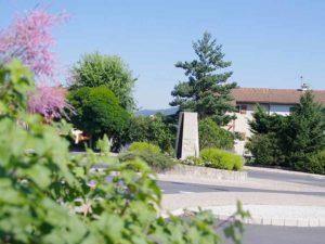 Saint-Germain-Laprade - 2 fleurs, villes et villages fleuris, Haute-Loire, Auvergne