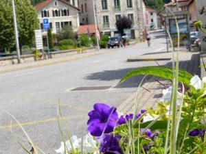 Village de Vorey-sur-Arzon - 1 fleur, villes et villages fleuris, Haute-Loire, Auvergne
