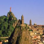 La ville du Puy-en-Velay