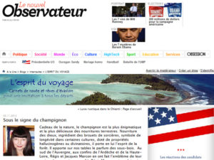 Presse web sur la Haute-Loire