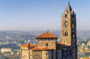 Saint-Michel-d'Aiguilhe sur le Rocher corneille