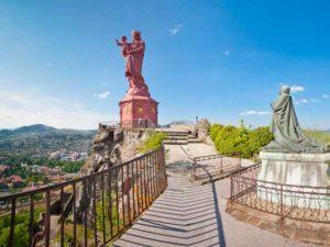 Statue Notre-Dame du Puy en Velay