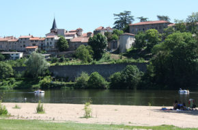 Village d'Aurec-sur-Loire