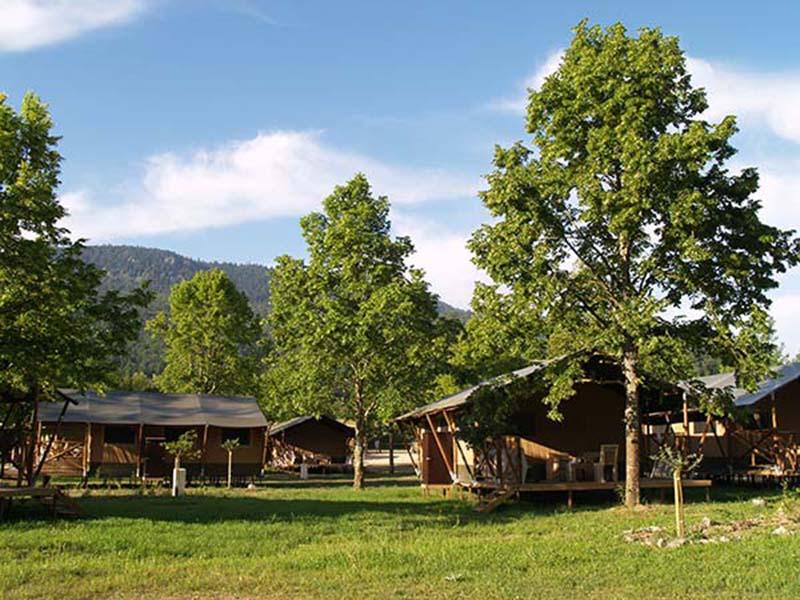 Campings écotouristiques