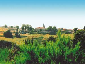 Village de St-Bonnet-le-froid