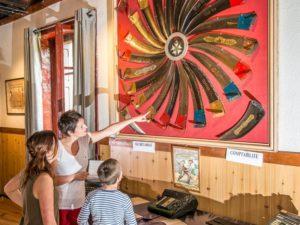 musée de la faulx à Pont-Salomon
