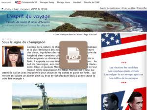 Blog l'Esprit du voyage-Loire